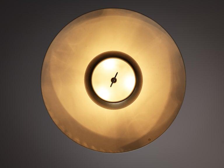 Metal Gaetano Sciolari for Stilnovo Ceiling Lamp A5011 For Sale
