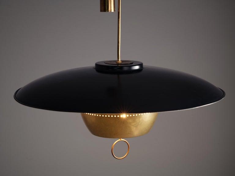 Gaetano Sciolari for Stilnovo Ceiling Lamp A5011 For Sale 1