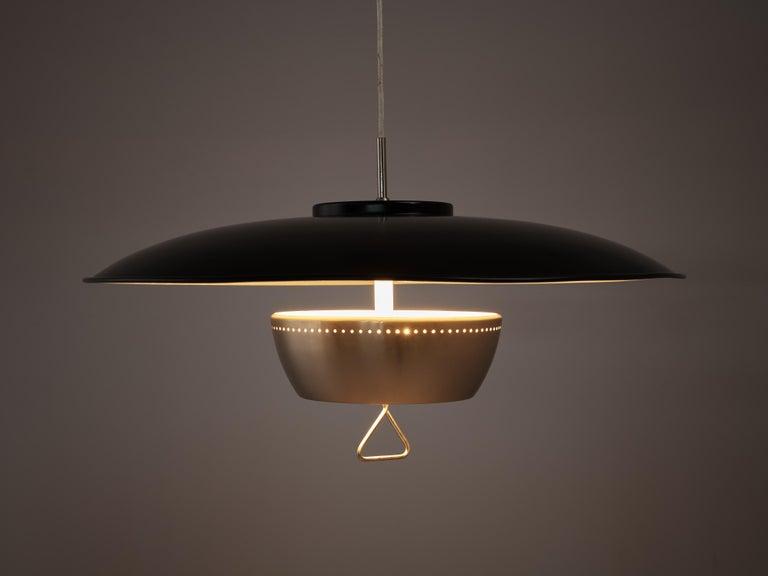 Mid-Century Modern Gaetano Sciolari for Stilnovo Wall-Mounted Pendant Lamp For Sale
