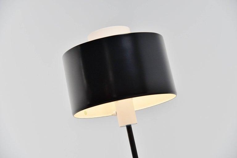 Gaetano Sciolari Stilnovo Floor Lamp, Italy, 1954 In Excellent Condition For Sale In Roosendaal, Noord Brabant