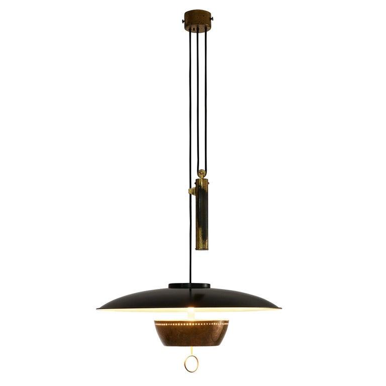 Gaetano Scolari for Stilnovo Ceiling Lamp A5011 For Sale