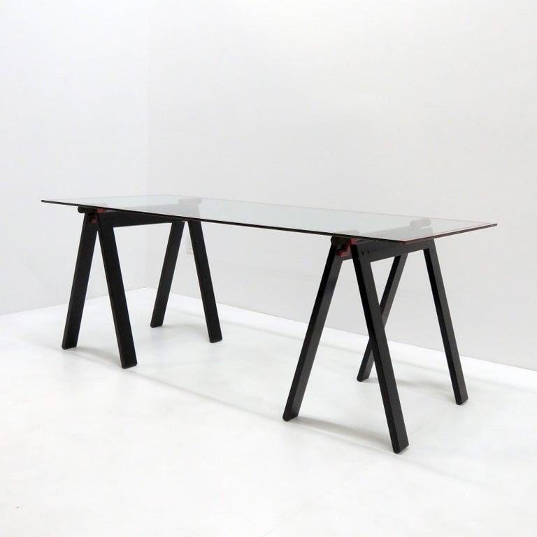 Mid-Century Modern Gaetano Table by Gae Aulenti for Zanotta, 1970 For Sale