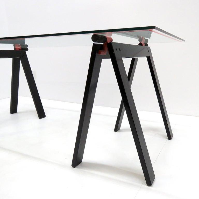 Italian Gaetano Table by Gae Aulenti for Zanotta, 1970 For Sale