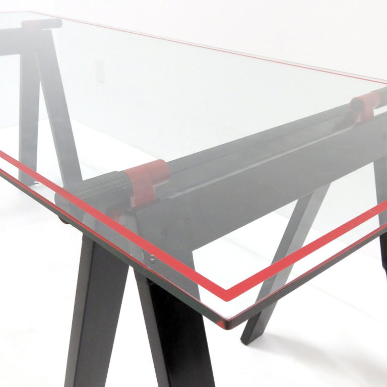 Gaetano Table by Gae Aulenti for Zanotta, 1970 In Good Condition For Sale In Los Angeles, CA
