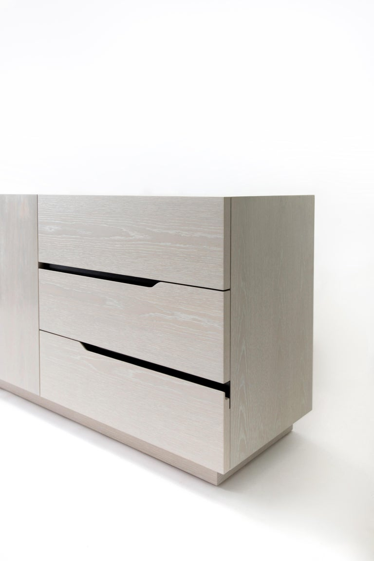 Contemporary GAIA Credenza For Sale