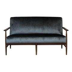 Gaia Walnut Sofa