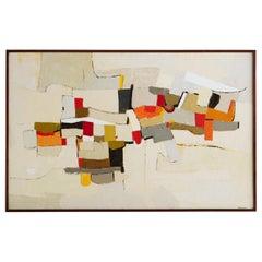 Gail Cottingham Oil Painting, Untitled