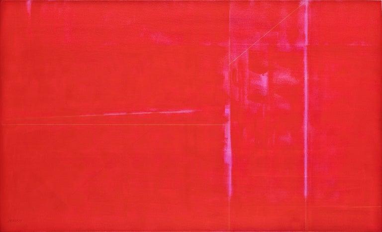"""Gail Morris Landscape Painting - """"Desert View"""""""
