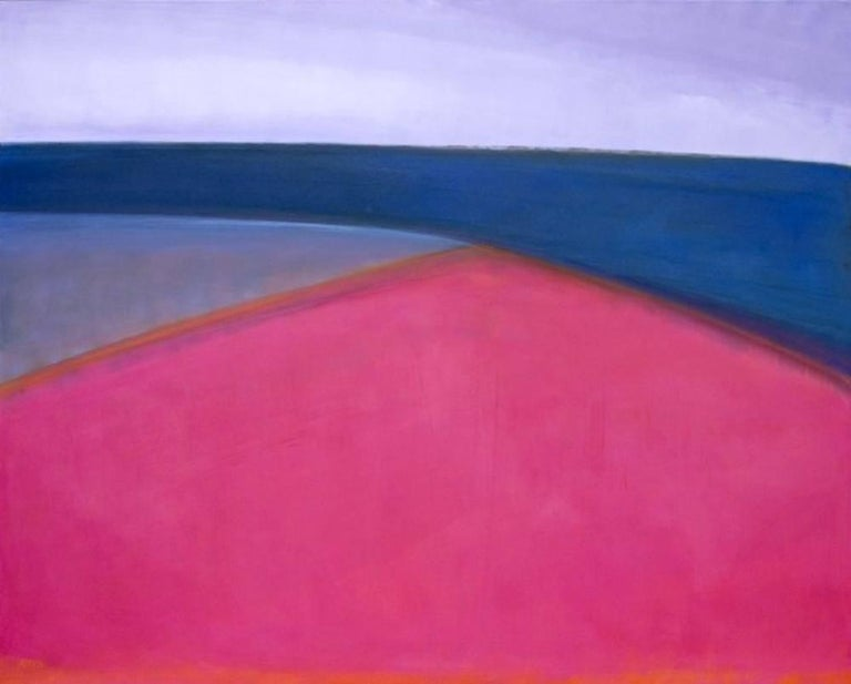"""Gail Morris Abstract Painting - """"Heart's Desire"""""""