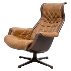 Galaxy Lounge Chair DUX, 1970s, Sweden