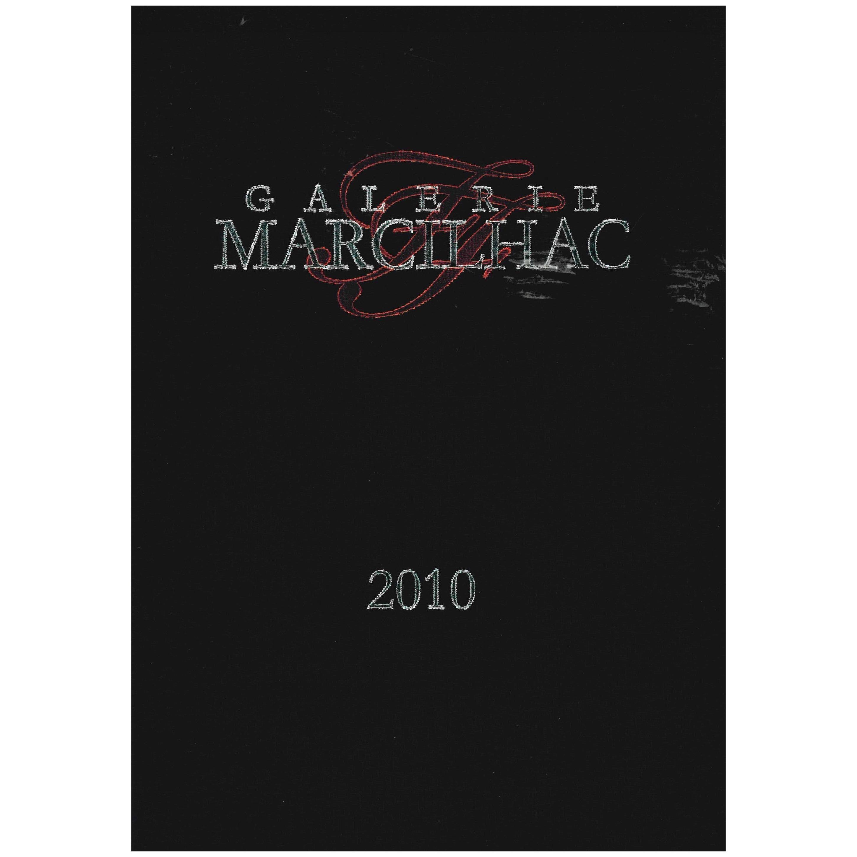 GALERIE MARCILHAC 2010, Book/Catalogue