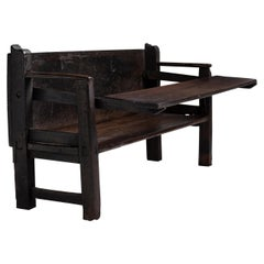 Galician Chestnut Bench