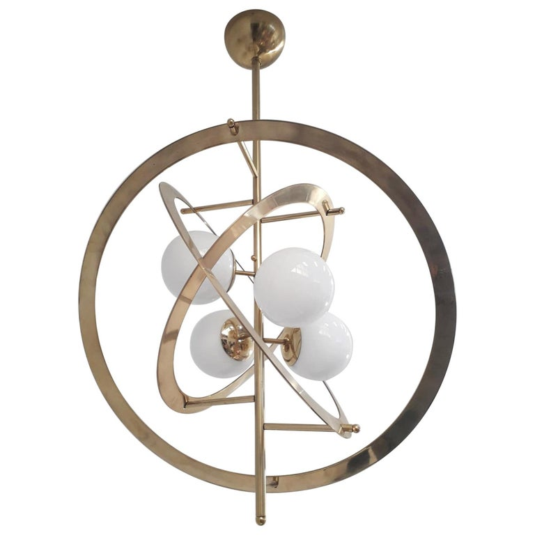 Galileo Chandelier by Fabio Ltd. For Sale