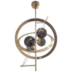 Galileo Chandelier by Fabio Ltd.