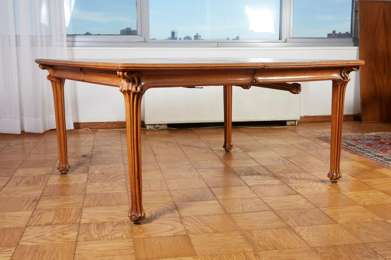 Galle Large Dining Room Table For Sale 1