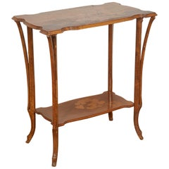 Galle Rectangular Side Table