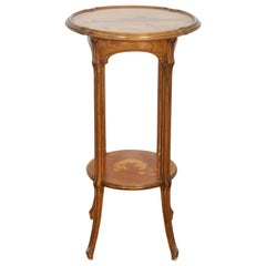 Galle Small 2-Tier Table or Pedestal