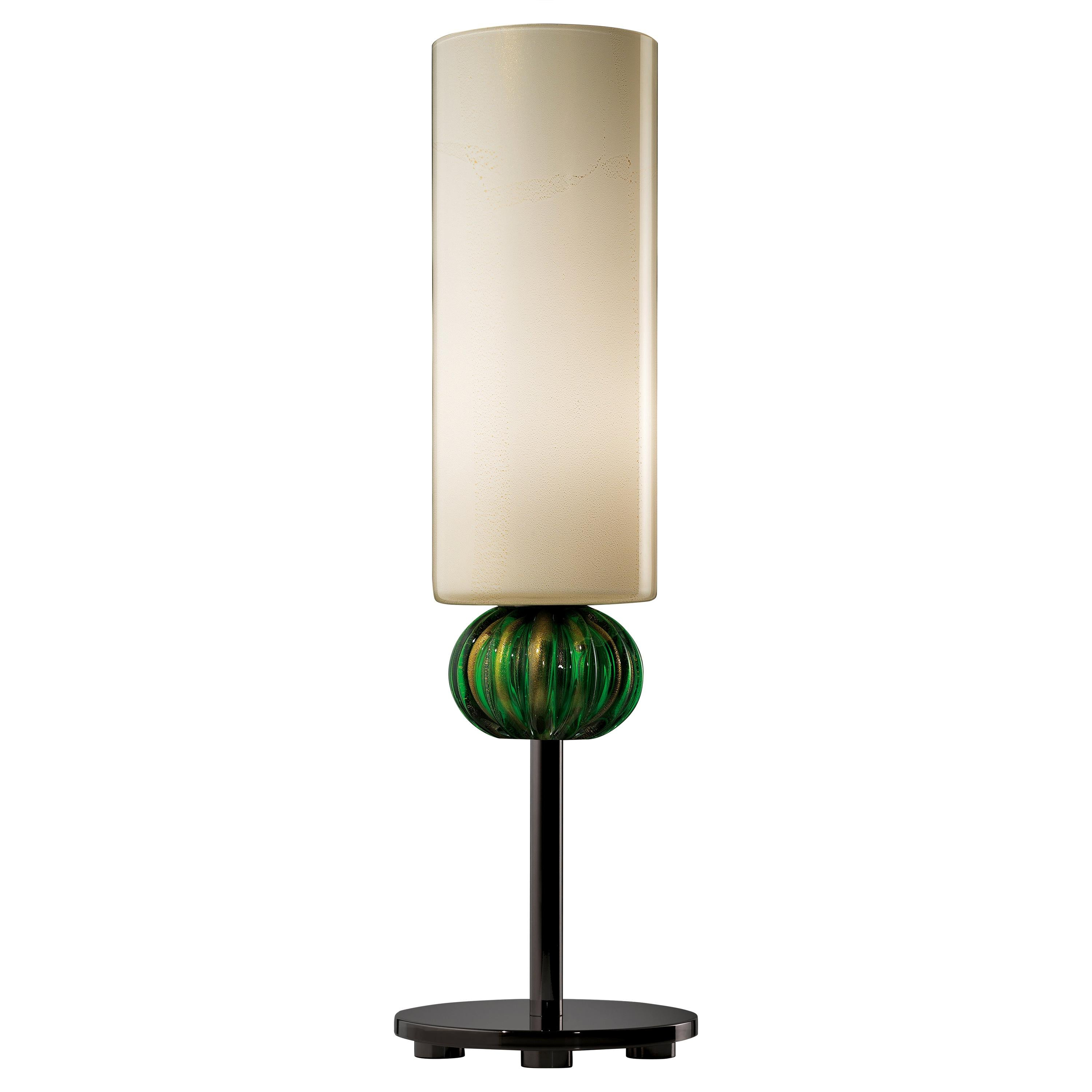 Gallia 5625 Table Lamp in Glass, by Barovier & Toso