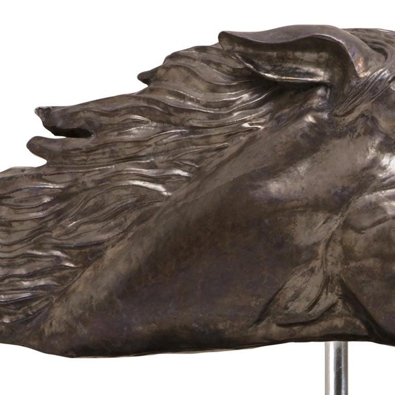 Gallop Scuplture In Excellent Condition For Sale In Paris, FR