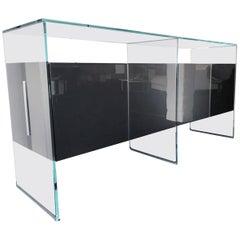 Gallotti & Radice Glass Modular System Air Unit Storage