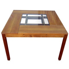 Game Table Attributed to Carlo Scarpa, circa 1962