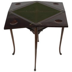 Game Table, Made in Italy, 19th Century