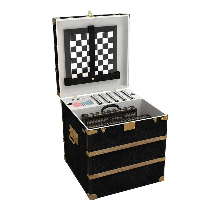 Italian Games Trunk For Sale