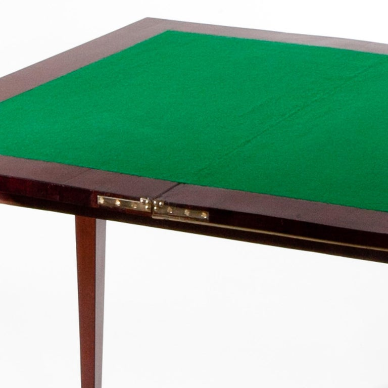 Gaming Table, First Half of the 19th Century For Sale 2