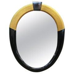 Gampel-Stoll Mid-Century Modern Style Mirror