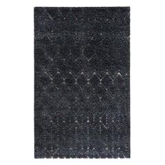 GAN Bereber Hand Knotted Wool Rug