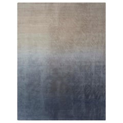 GAN Hand Knotted Degrade Small Rug by Patricia Urquiola