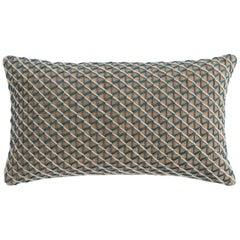 GAN Raw Small Pillow Jute by Borja García