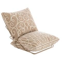GAN Valentina Lounge Chair by Alejandra GandíaBlasco