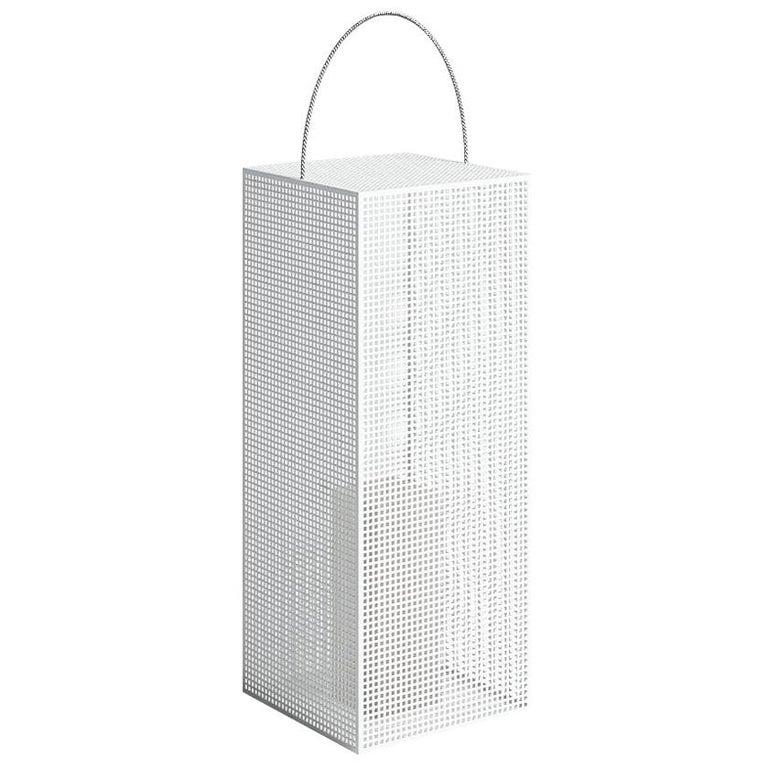 For Sale: White (RAL9016.jpg) Gandia Blasco Fez Candle Box 4 by José A. Gandía Blasco Canales