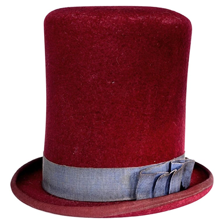 "Gangs of New York Top Hat, ""D. Day Lewis"" For Sale"