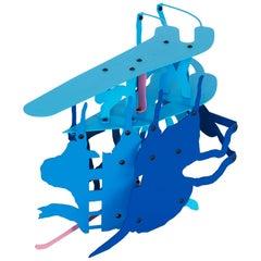 """""""Garaga #1"""" Sculptural Object by Serban Ionescu"""