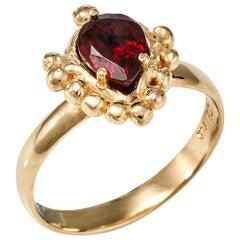 Garance Ring, 14 Karat Yellow Gold