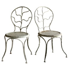 Garden Chair from Jean-Michel Frank (1893-1941)