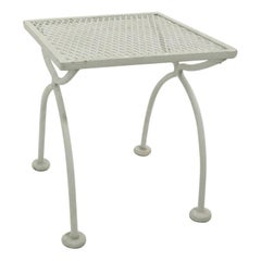 Garden Patio  Side Table by Woodard