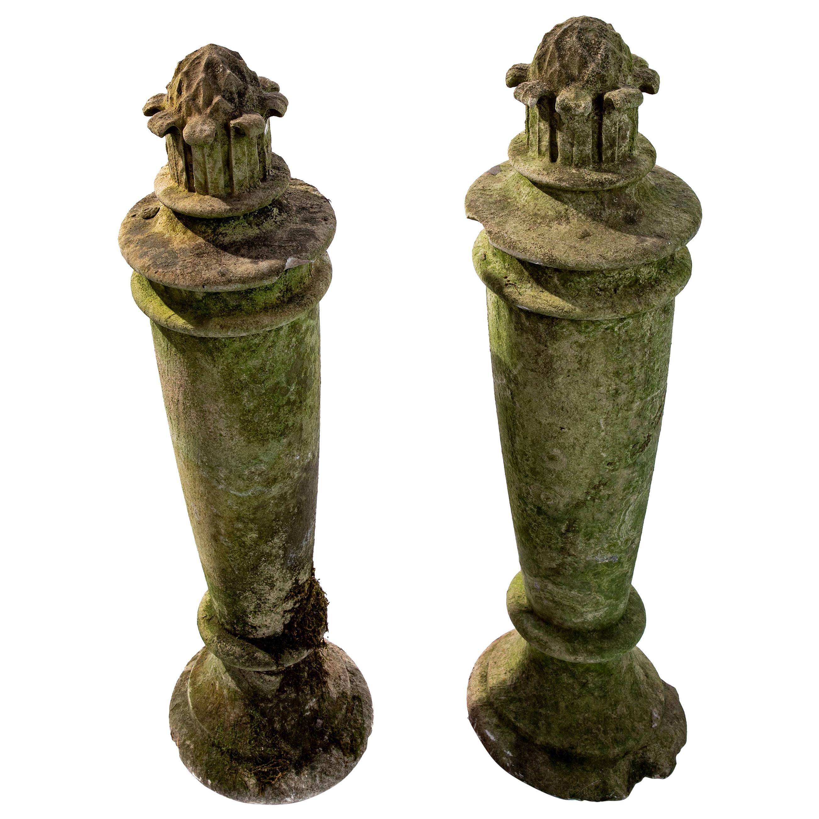 Garden Pedestals
