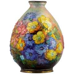 Garden Vase by Camille Fauré