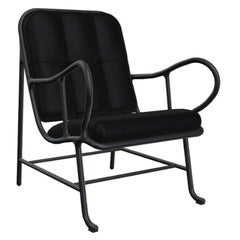 Gardenias Armchair in Leather by BD Barcelona