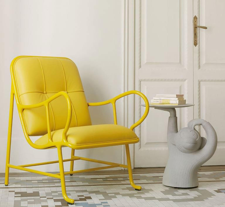 Gardenias Indoor Armchair by Jaime Hayon for BD Barcelona In New Condition For Sale In New York, NY