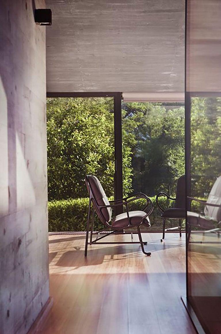 Contemporary Gardenias Indoor Armchair by Jaime Hayon for BD Barcelona For Sale