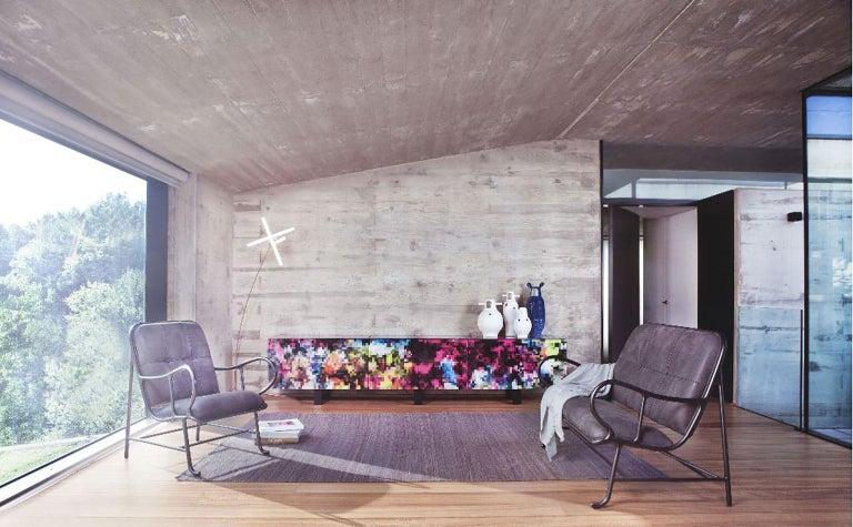 Spanish Gardenias Indoor Sofa by Jaime Hayon for BD Barcelona For Sale