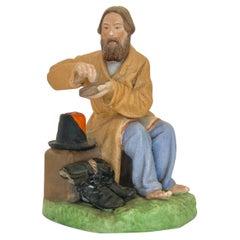 Gardner Factory Porcelain Figure, Moscow, c. 1880