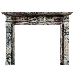 Garendon Reproduction Fireplace Mantel