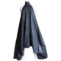 Gareth Pugh New Puff Triangle Maxi Dress