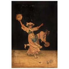 Gargiulo Almerico Italian Tarantella Dancers