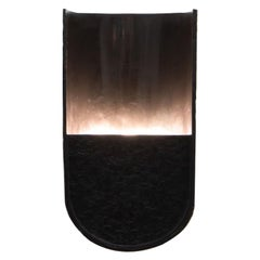 Garnier & Linker Mask Sconce Large in Bronze